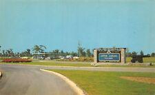 Entrance to Crysler Farm Battlefield Park Upper Canada Village Ontario ONT 487