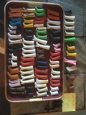 BARBIE DOLL/MATTEL DOLLS AND OTHERS BOOTS.  (38 PAIR) PLUS (12 SINGLES).