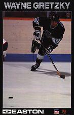 VINTAGE POSTER~Wayne Gretzky Starline Easton 1990 Kings Full Size Rare Print New