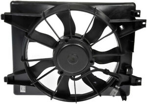NEW Engine Cooling Fan Assembly Right Dorman fits 07-12 Hyundai Veracruz 3.8L V6