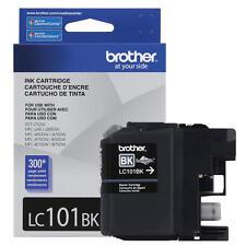 Brother LC101BK Original Black Ink Cartridge For MFC-J450DWMFC-J470DWMFC-J475D