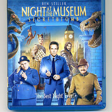 Night At The Museum 3 Secret of Tomb 2014 PG family movie Blu-ray & DHD - NO DVD