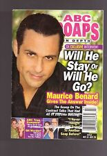 ABC SOAPS IN DEPTH GENERAL HOSPITAL WILL HE STAY OR WILL HE GO OCTOBER 2004