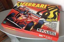 VINTAGE 90s# PISTA  Polistil Professional F1 4 Corsie Ferrari Sebino HASBRO#NIB
