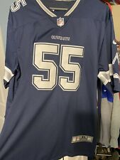 New listing Leighton Vander Esch Dallas Cowboys Navy Sitched Jersey Size XL