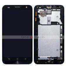 "Touch Digitizer LCD Assembly Frame For 5.5"" Asus Zenfone 2 Laser ZE550KL Z00LD"