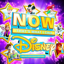 Now That's What I Call Disney 4 CD Digipak 89 Tracks 2014