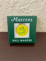 New 2021 Masters Ball Marker Augusta National Golf - dated