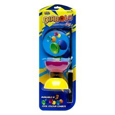 NEW BRITZ'N PIECES DIABOLO BMA350 - PURPLE AND YELLOW