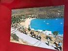 Rhodes. View Of Lindos.   Greece.   1979 Posted Postcard