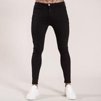 Bee Inspired Luca Skinny Black Jeans - 32R