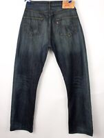Levi's Strauss & Co Hommes 501 Jeans Jambe Droite Taille W36 L34 BCZ1032