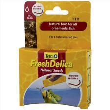 Tetra FreshDelica Bloodworm 16 x 3g Gel Packs
