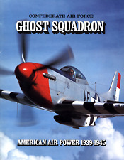 CONFEDERATE AIR FORCE GHOST SQUADRON AMERICAN AIR POWER 1939-1945