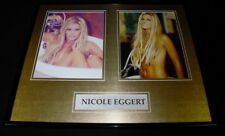 Nicole Eggert Signed Framed 16x20 Photo Display AW Charles in Charge B
