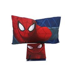 Marvel 6320 673 P491 completo letto cotone Blu Singolo 150x280x1 cm