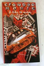 CROWED HOUSE - A LIKE TO WATCH - VHS Nuova Unplayed