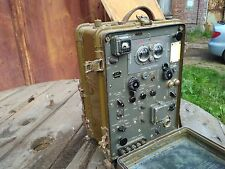 Russian military radio R-407 army USSR 1968