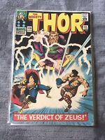 Thor #129 Price Variant UK Pence. Super Rare. 1966 1st app Ares