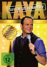 KAYA YANAR - LIVE & UNZENSIERT 2 DVD NEU