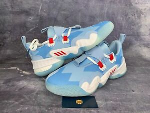 """adidas Trae Young 1 """"Ice Trae"""" H68997"""