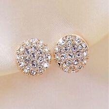 Crystal Rhinestone Alloy Fashion Earrings