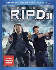 R.I.P.D. [Blu-ray 3D + Blu-ray + DVD + U Blu-ray
