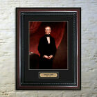 US President - James K. Polk ***SPECIAL EDITION*** Framed Portrait