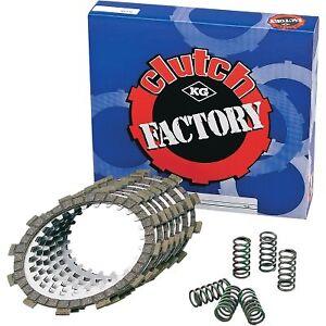 KG Clutch Factory - KGK-8007S - Complete Clutch Kit Suzuki GSX-R 750,GSX-R 600