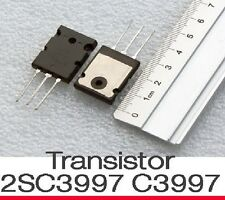 1500V TRANSISTOR 2SC3997 C3997 SMT SANYO CRT HORISONTAL DEFLECTION NEU NEW E103