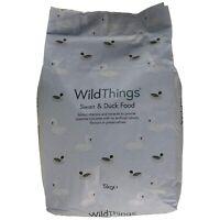 Wild Things Swan & Duck Food BT2212