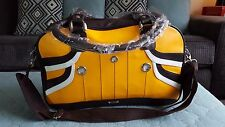 Vintage Messenger Bag Tote Bowling Casual Retro Laptop Business Shoulder Handbag