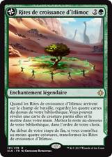 MTG Magic - Ixalan - Rites de croissance d'Itlimoc // Itlimoc Berceau - Rare  VF