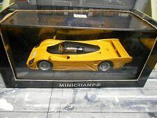 PORSCHE 962 Gr.C Dauer Street Version 1993 gelb yellow 430064001 Minichamps 1:43