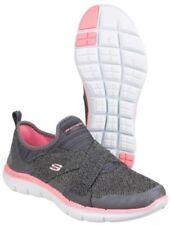 Zapatillas deportivas de mujer Flex Appeal color principal gris sintético