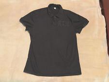 Mens G Star Raw Black Polo Shirt Size L Good Condition Plenty Life In It.