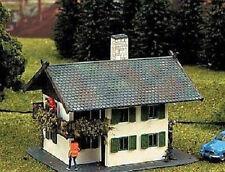 Gauge H0 Kit Mountain lodge 1786 NEU