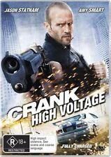 Crank - High Voltage (DVD, 2009)
