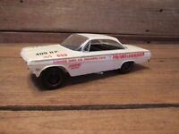 Vintage Custom 1962 CHEVROLET BELAIR Car Built Plastic Model Kit - JUNKYARD