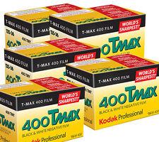 5x  KODAK T-MAX 400/36  schwarz/weiß Kleinbildfilm