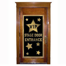 Party Supplies Birthday Hollywood Oscars Movie Night VIP Door Cover