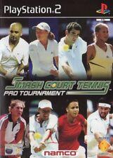 Smash Court Tennis Pro Tournemant for Playstation 2 (2002 , PAL)
