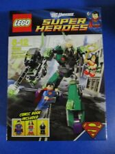 Lego Super Heroes 6862 Superman vs. Power Armor Lex nuevo embalaje original