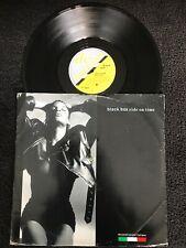 Black Box - Ride On Time 3 Track 12''Vinyl Single Pic Sleeve PT 40536 1989 EX/VG