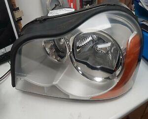 VOLVO XC90 2002-2006 LH UK N/S PASSENGER XENON HEADLIGHT HEADLAMP SOME DAMAGE