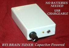 BOB BECK BRAIN TUNER Model  BT-5  USB RECHARGEABLE MODEL  .. NO BATTERIES USED