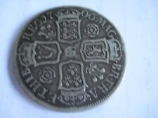Queen Anne silver Halfcrown 1706 Fine Condition