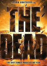 The Dead (DVD, 2012) Ford Brothers Zombie  W/ Slipcase (1D)
