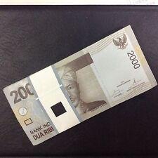 Full Bundle 100 PCS,  Indonesia 2000 2,000 Rupiah, 2015-2016, P-148, UNC, Lot