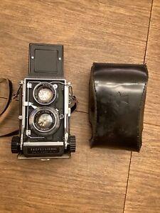 mamiya c22 professional camera vintage japan no.245290 used works